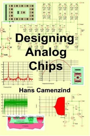 Large book cover: Designing Analog Chips