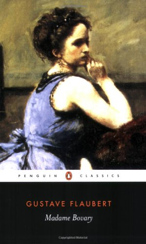 Large book cover: Madame Bovary