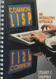 Large book cover: Common Lisp: An Interactive Approach