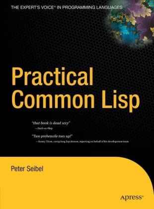 Large book cover: Practical Common Lisp
