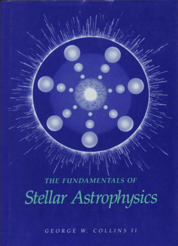 Large book cover: The Fundamentals of Stellar Astrophysics