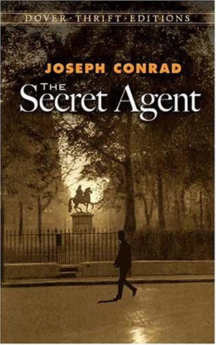 Large book cover: The Secret Agent