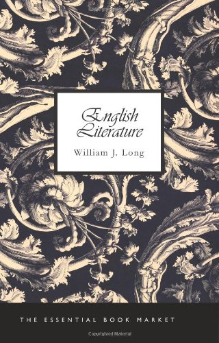 Large book cover: English Literature