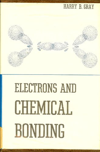 Large book cover: Electrons and Chemical Bonding