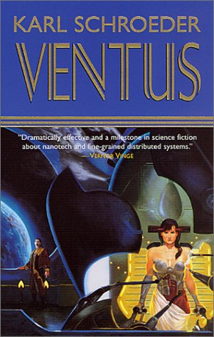 Large book cover: Ventus