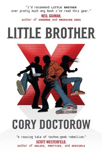 Large book cover: Little Brother