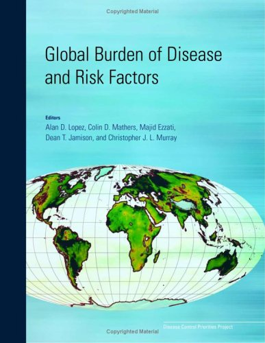 Large book cover: Global Burden of Disease and Risk Factors