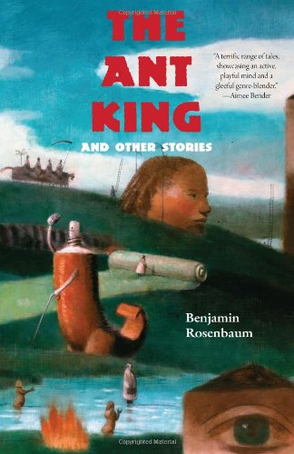Large book cover: The Ant King and Other Stories