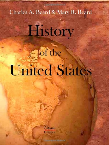 Large book cover: History of the United States
