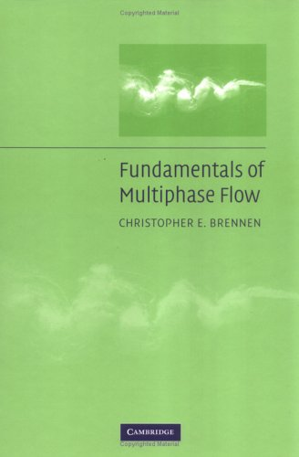 Large book cover: Fundamentals of Multiphase Flow