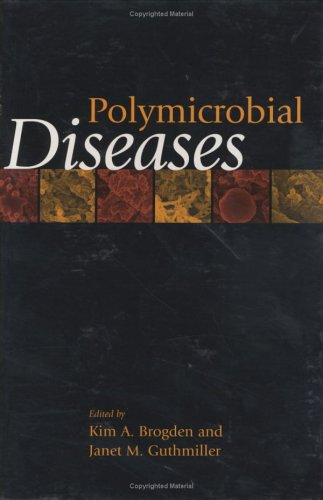 Large book cover: Polymicrobial Diseases
