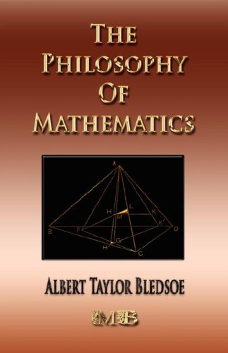 Large book cover: The Philosophy of Mathematics