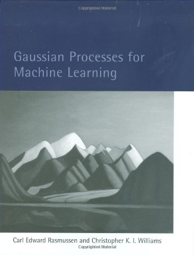 Large book cover: Gaussian Processes for Machine Learning