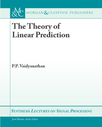 Large book cover: The Theory of Linear Prediction