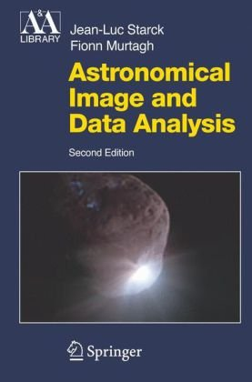 Large book cover: Astronomical Image and Data Analysis