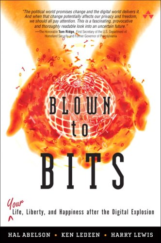 Large book cover: Blown to Bits