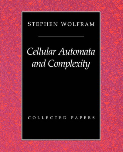Large book cover: Cellular Automata And Complexity: Collected Papers