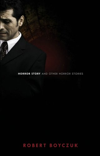 Large book cover: Horror Story and Other Horror Stories