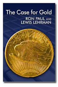 Large book cover: The Case for Gold
