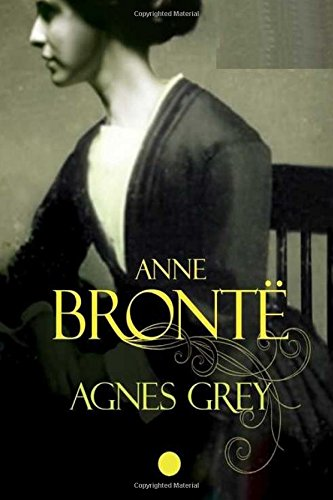 Large book cover: Agnes Grey