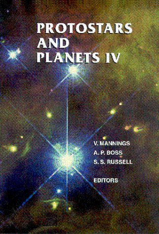 Large book cover: Protostars and Planets