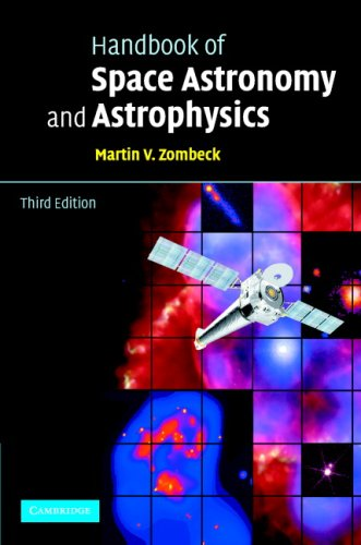 Large book cover: Handbook of Space Astronomy and Astrophysics