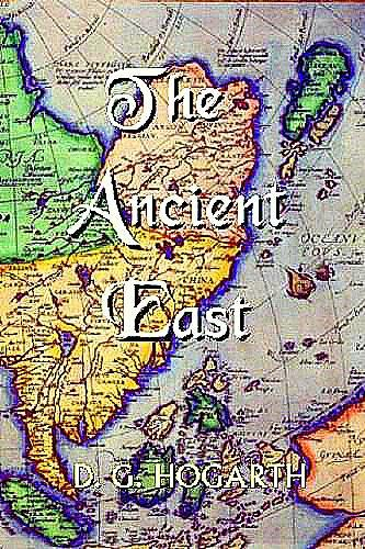 Large book cover: The Ancient East