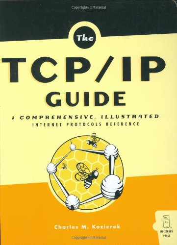 Large book cover: The TCP/IP Guide