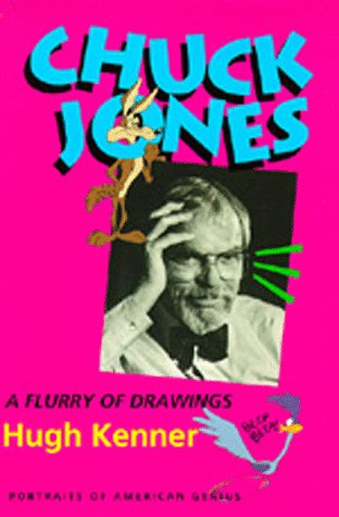 Large book cover: Chuck Jones: A Flurry of Drawings