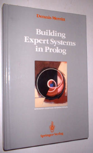 Large book cover: Building Expert Systems in Prolog