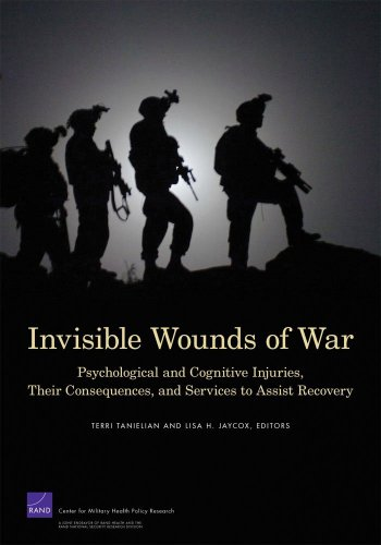Large book cover: Invisible Wounds of War