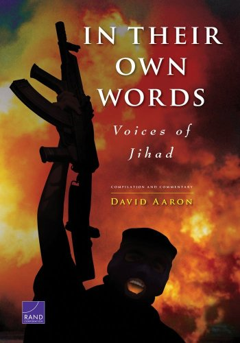 Large book cover: In Their Own Words: Voices of Jihad