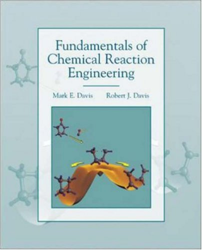 Large book cover: Fundamentals of Chemical Reaction Engineering