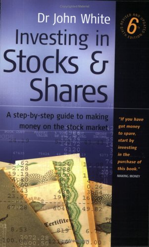 Large book cover: Investing in Stocks and Shares