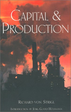Large book cover: Capital and Production