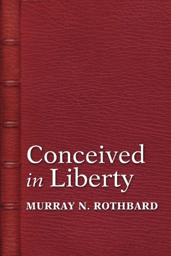 Large book cover: Conceived in Liberty