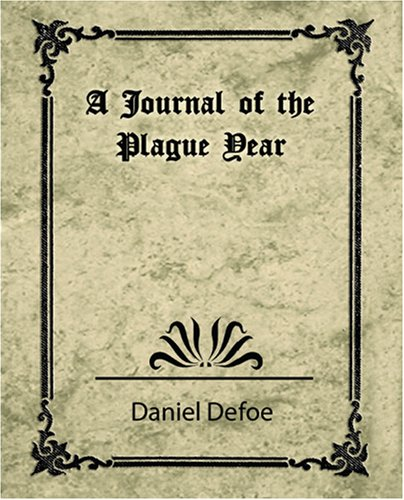 Large book cover: A Journal of the Plague Year