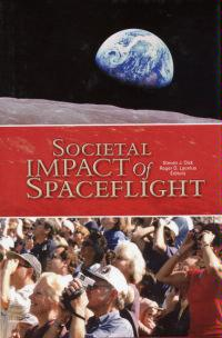 Large book cover: Societal Impact of Spaceflight