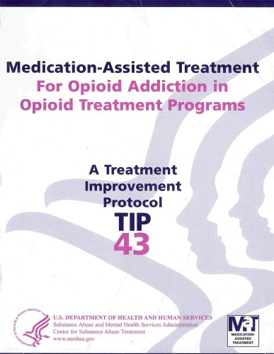 Large book cover: Medication-Assisted Treatment For Opioid Addiction in Opioid Treatment Programs