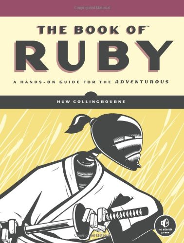 Large book cover: The Book Of Ruby