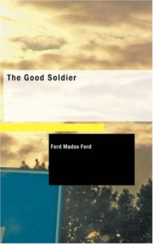 Large book cover: The Good Soldier