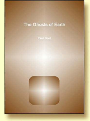 Large book cover: The Ghosts of Earth