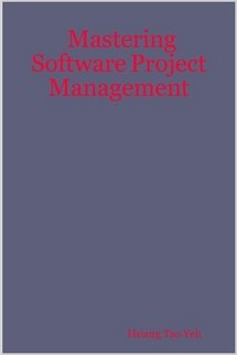 Large book cover: Mastering Software Project Management