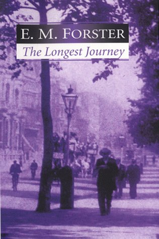 Large book cover: The Longest Journey