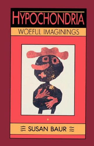Large book cover: Hypochondria: Woeful Imaginings