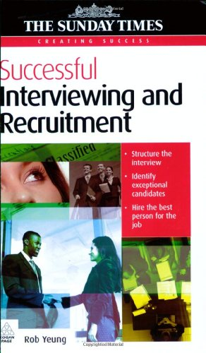 Large book cover: Successful Interviewing and Recruitment