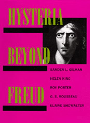 Large book cover: Hysteria Beyond Freud