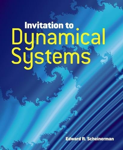 Large book cover: Invitation to Dynamical Systems