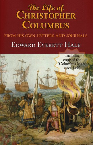 Large book cover: The Life of Christopher Columbus