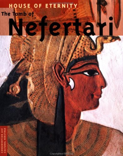 Large book cover: House of Eternity: The Tomb of Nefertari